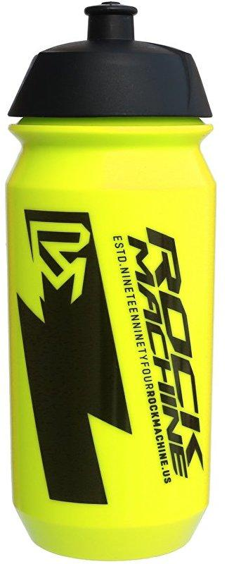 Bidon 500ml Yellow ROCK MACHINE rm140357