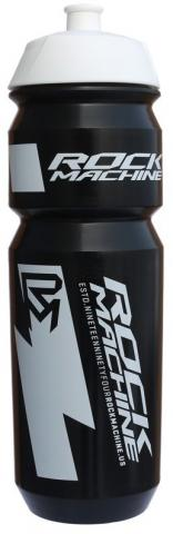 Bidon 750ml Black-white ROCK MACHINE rm140258